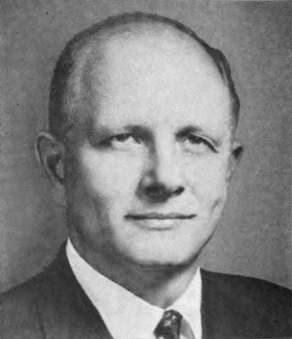 Photo of Richard Harding Poff: American politician and judge