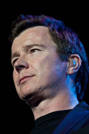 Photo of Rick Astley: British singer and songwriter