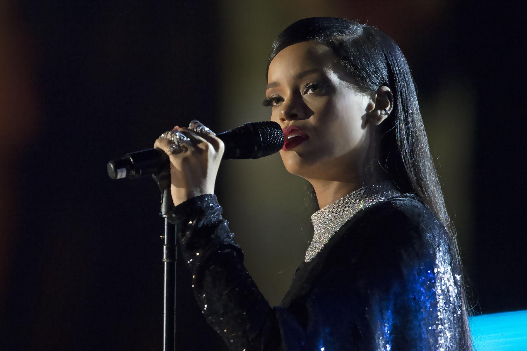 Photo of Rihanna: Barbadian singer, fashion designer and creative director