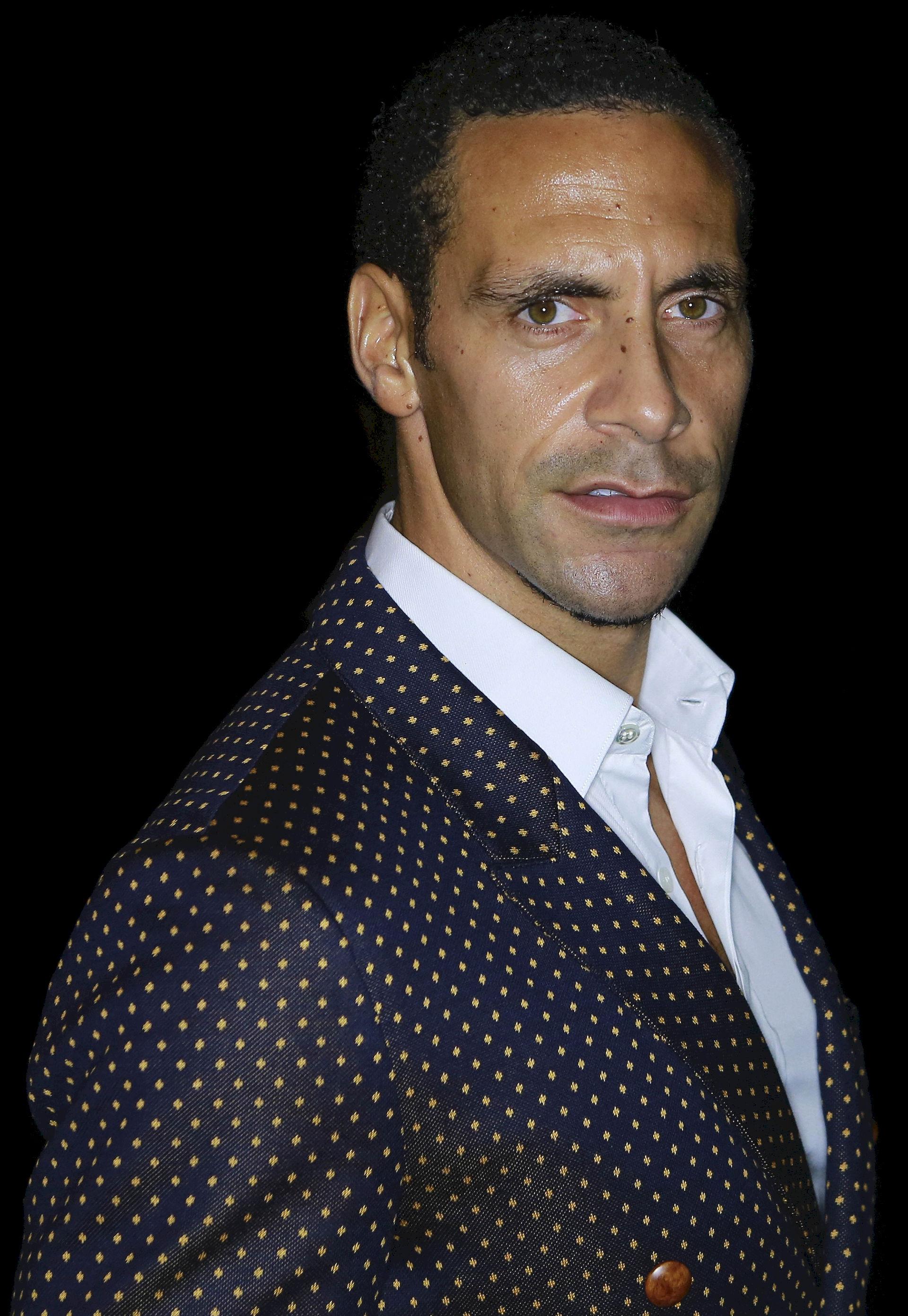 Photo of Rio Ferdinand: English footballer