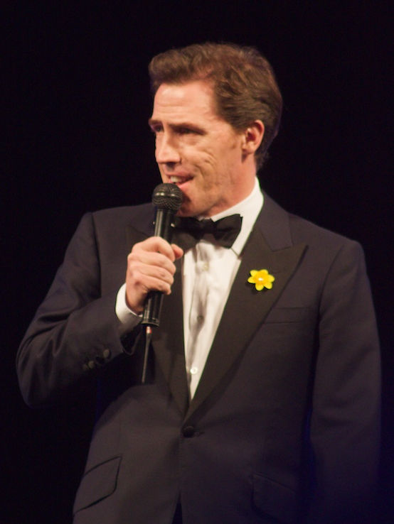 Photo of Rob Brydon: Comedian, actor, writer