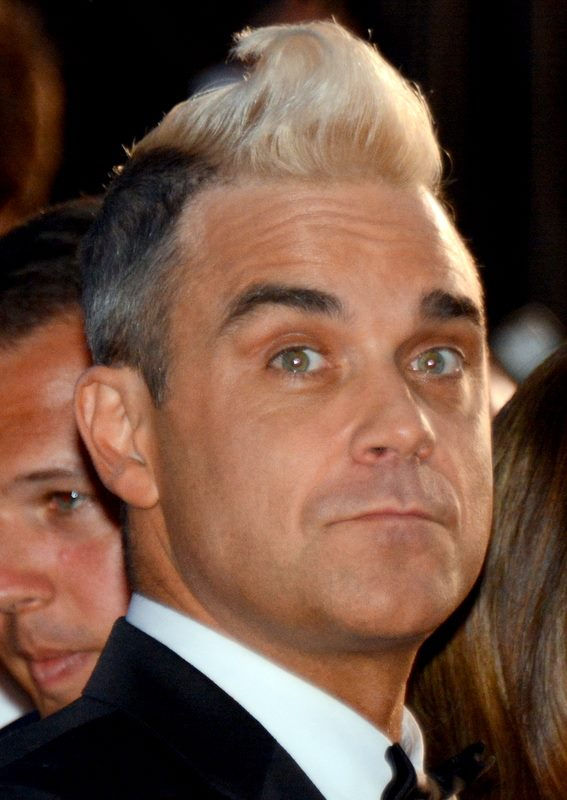 Photo of Robbie Williams: British singer and entertainer