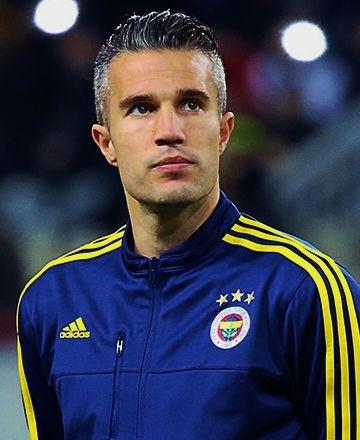 Photo of Robin van Persie: Dutch footballer