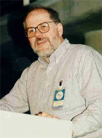 Photo of Roger MacBride Allen: American science fiction author