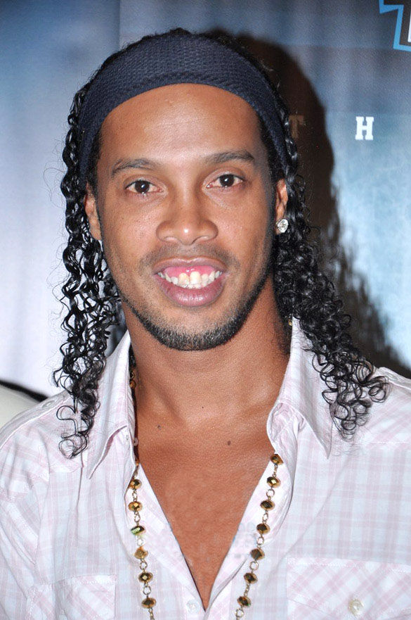 Photo of Ronaldinho: Brazilian footballer