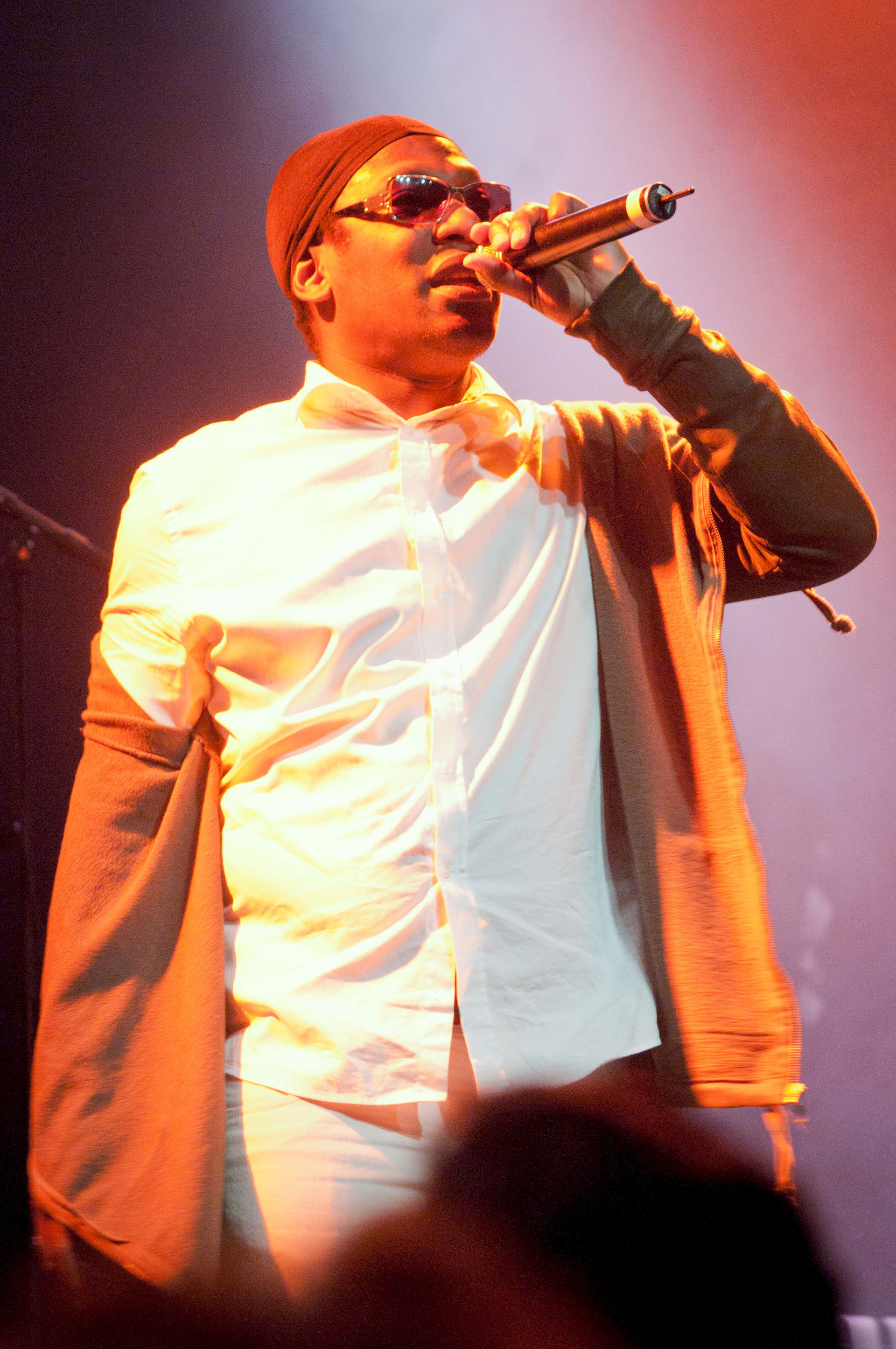 Photo of Roots Manuva: Rapper