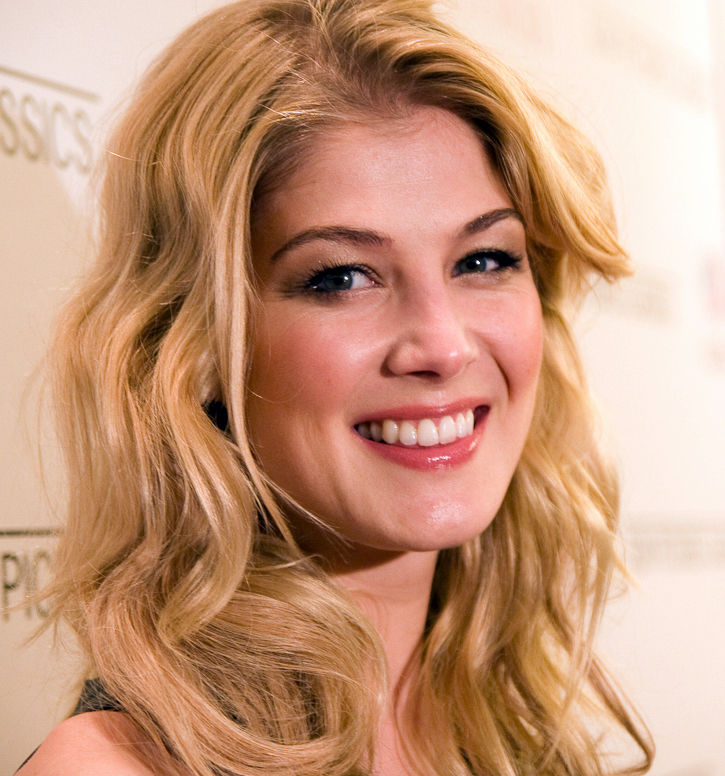 Photo of Rosamund Pike: English actress