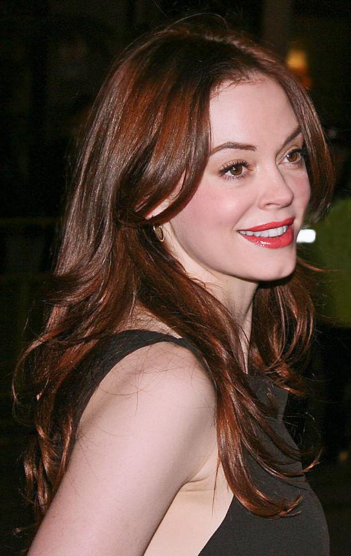 Photo of Rose McGowan: American actress