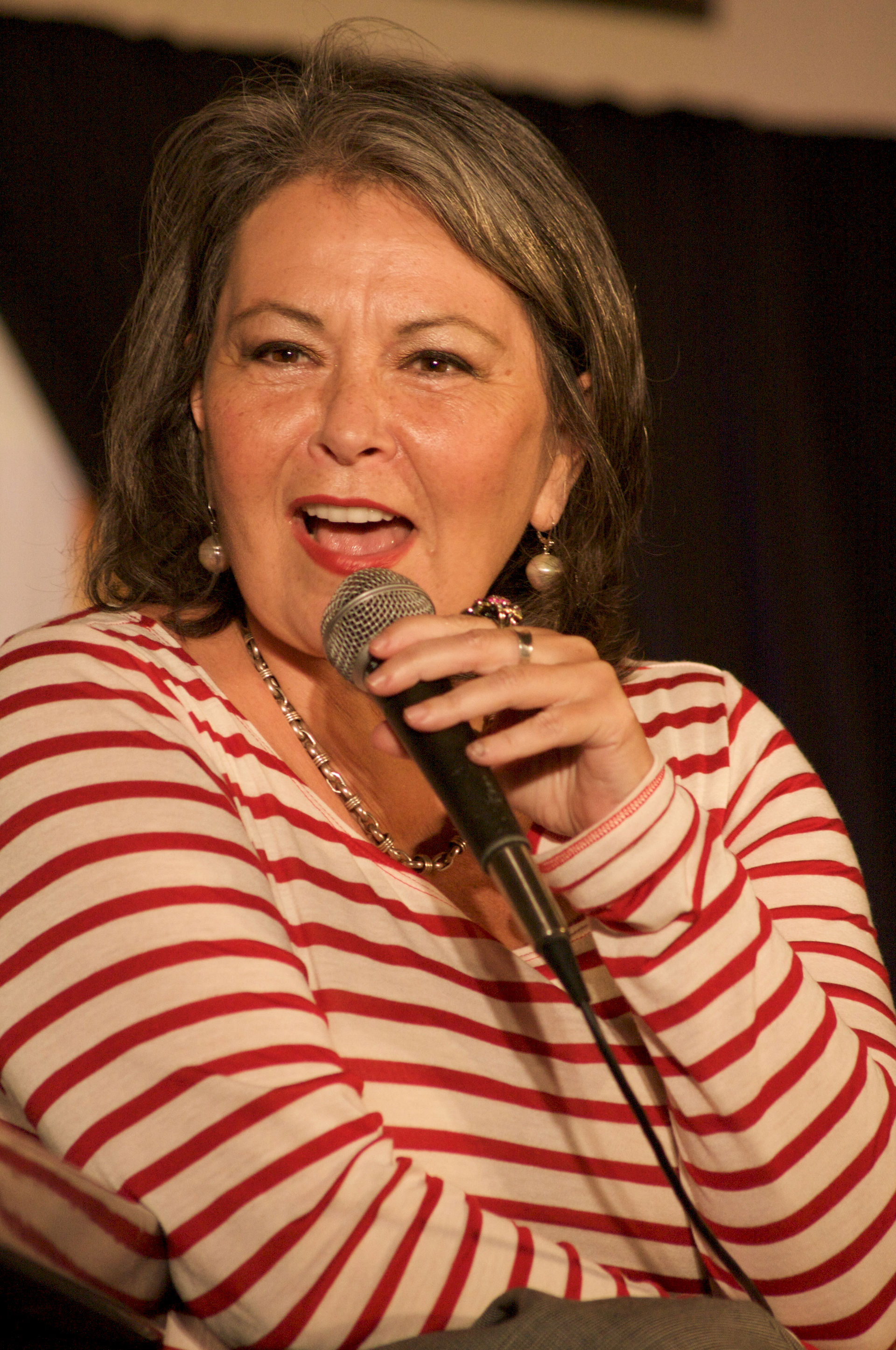 Photo of Roseanne Barr: Actress, comedienne, writer, producer, director