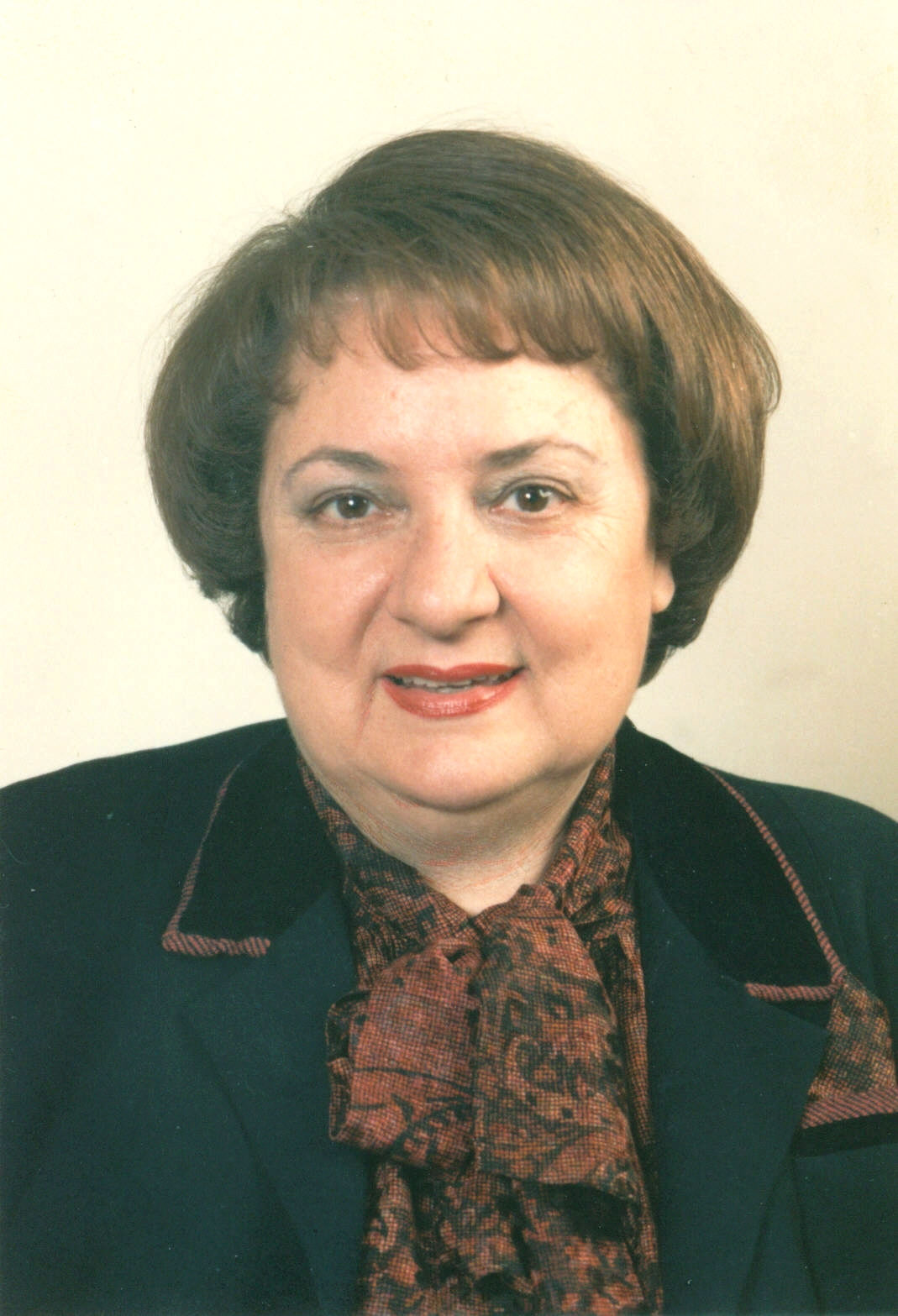 Photo of Rosita Sokou: Greek journalist