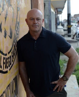 Photo of Ross Kemp: English actor, author and journalist
