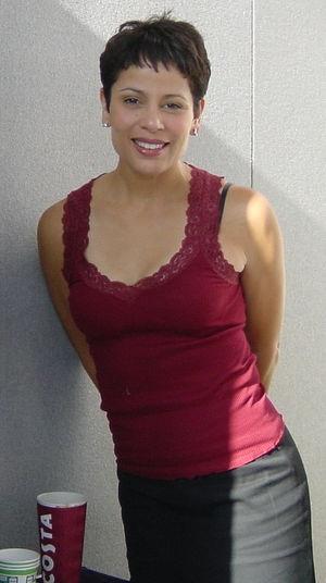 Photo of Roxann Dawson: Actress, television director, television producer