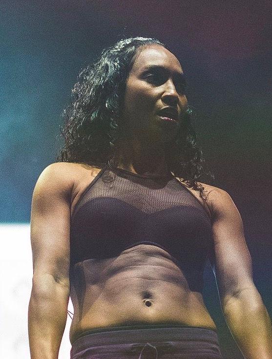 Photo of Rozonda Thomas: Singer/actress