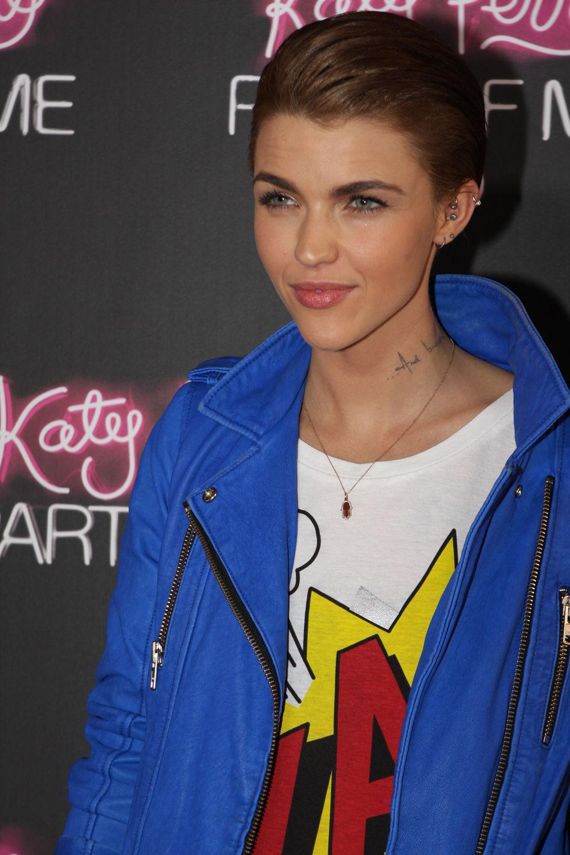 Photo of Ruby Rose: Australian model, DJ, and recording artist