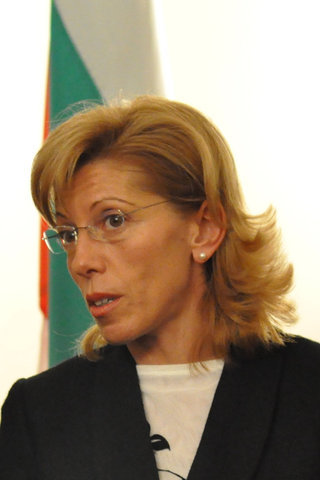 Photo of Rumiana Jeleva: Bulgarian politician