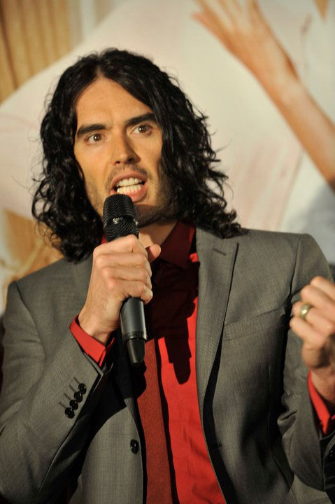 Photo of Russell Brand: British comedian, actor, and author