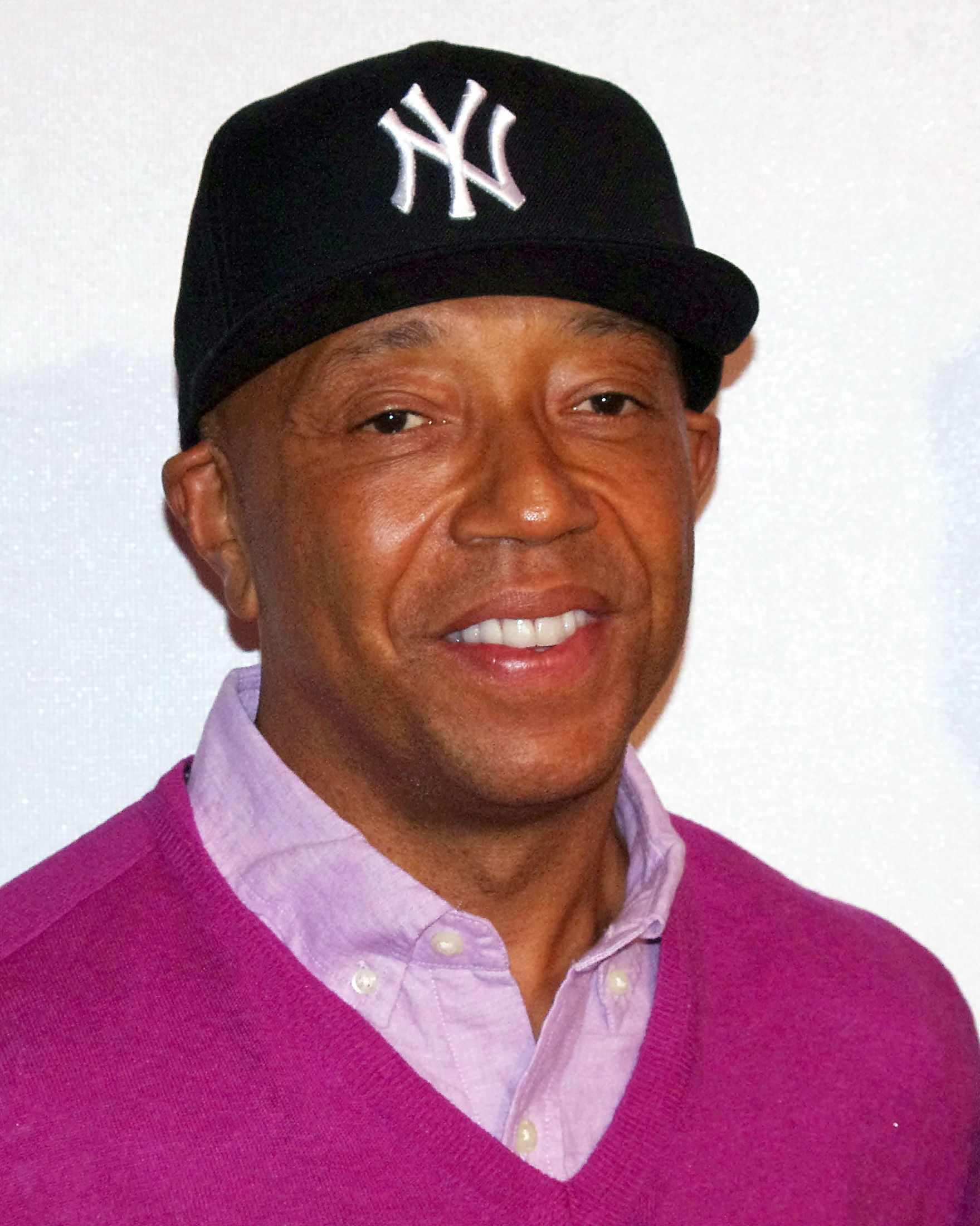 Photo of Russell Simmons: American businesmsan