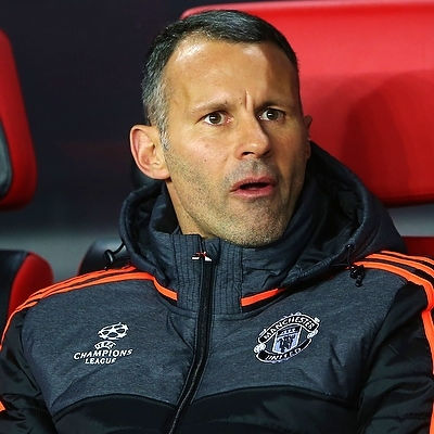 Photo of Ryan Giggs: Welsh football coach and former player