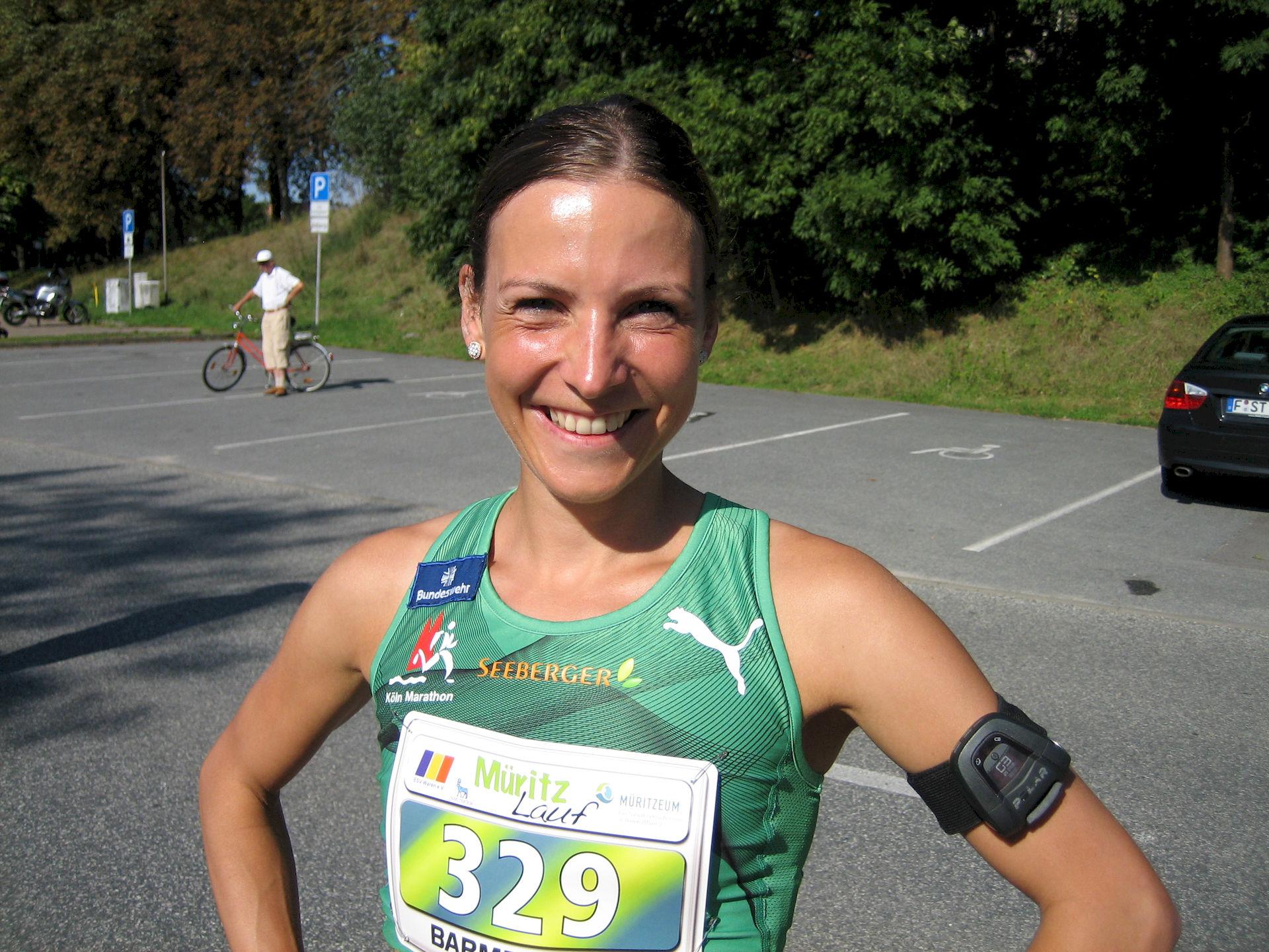 Photo of Sabrina Mockenhaupt: German long-distance runner