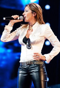 Photo of Sabrina Salerno: Italian singer
