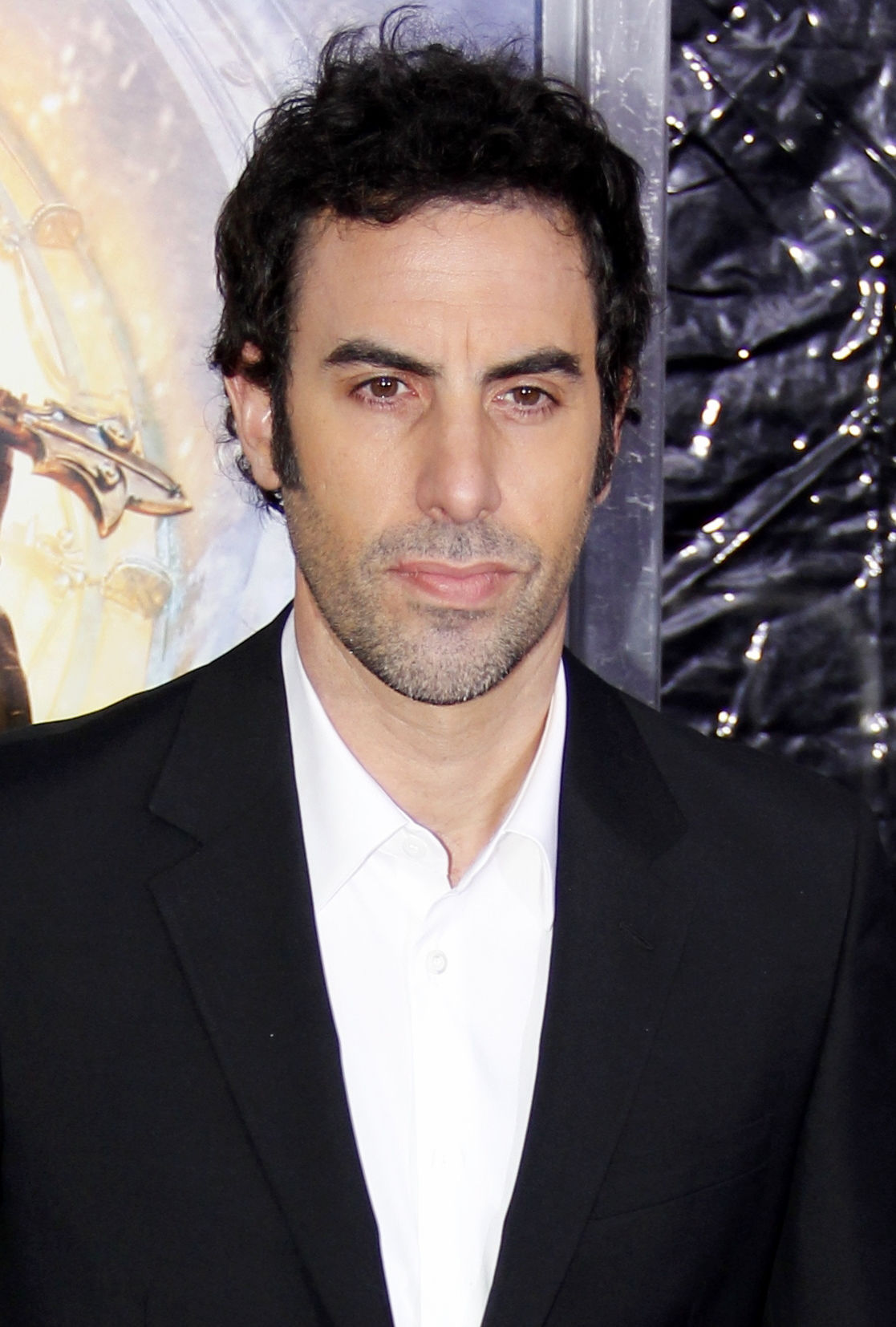 Photo of Sacha Baron Cohen: English stand-up comedian, writer, actor, and voice actor