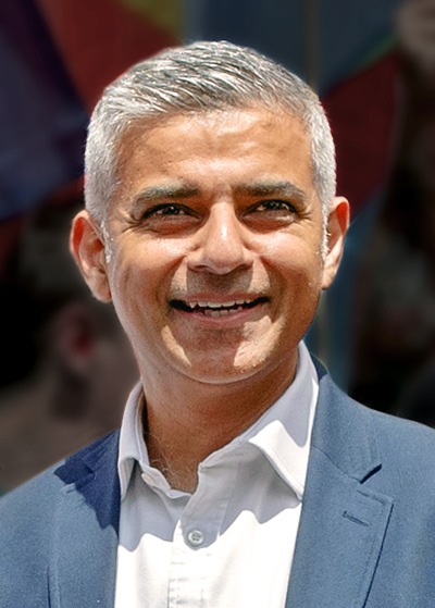 Photo of Sadiq Khan: British politician