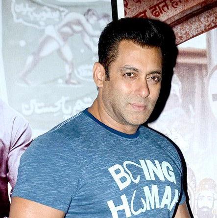 Photo of Salman Khan: Indian film actor, producer, television presenter,  philanthropist ,and playback singer