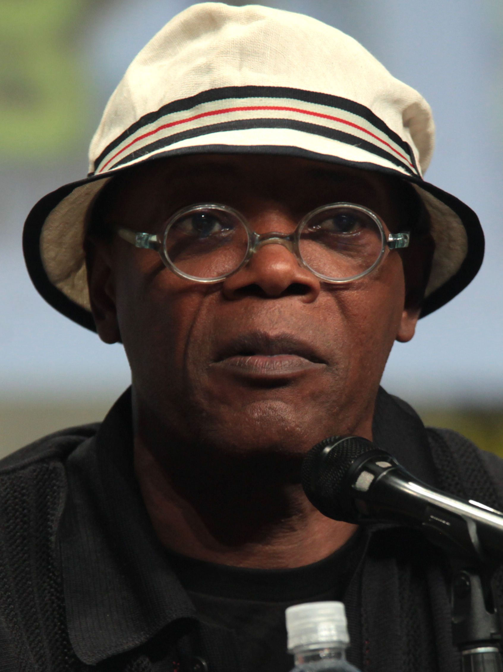 Photo of Samuel L. Jackson: American actor and film producer