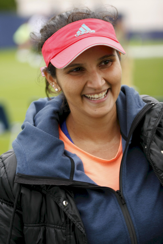 Photo of Sania Mirza: Indian tennis player