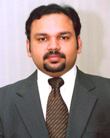 Photo of Santhosh George Kulangara: Indian businessman