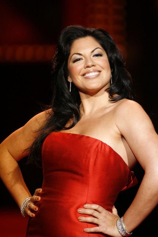 Photo of Sara Ramirez: Mexican/Irish-American singer/songwriter and actress