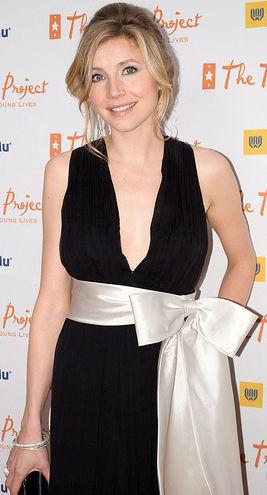 Photo of Sarah Chalke: Canadian actress