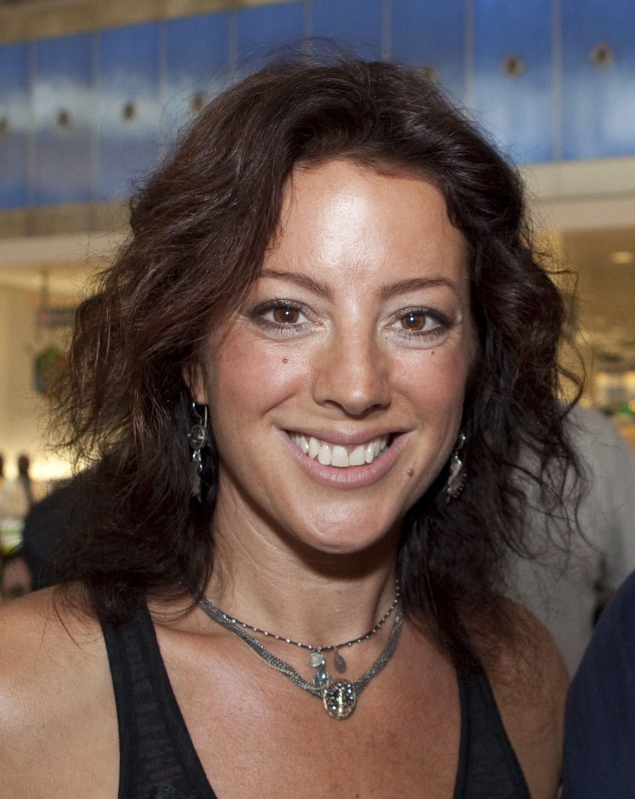 Photo of Sarah McLachlan: Canadian musician, singer, and songwriter