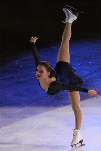 Photo of Sasha Cohen: American figure skater