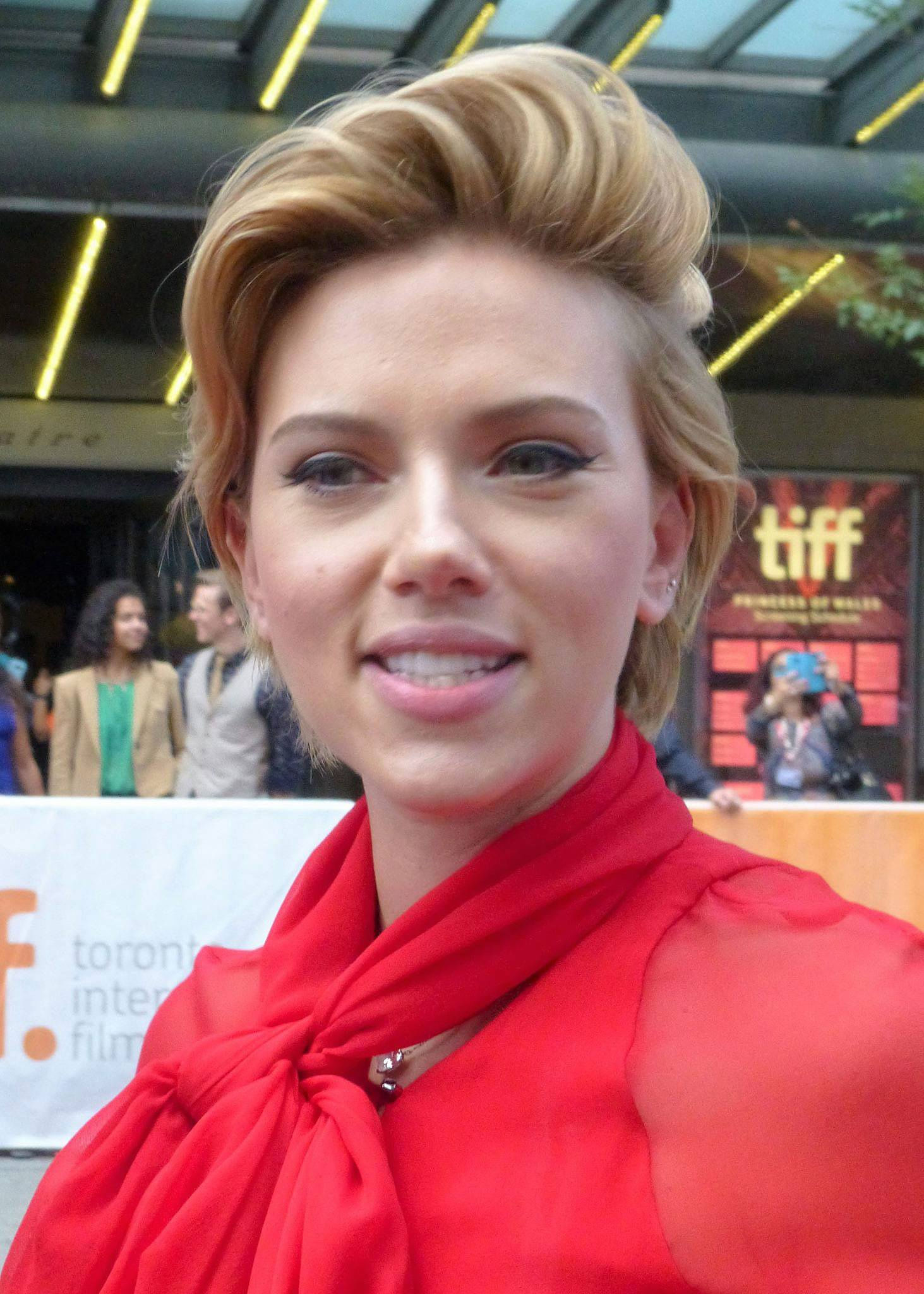 Photo of Scarlett Johansson: American actress, model, and singer