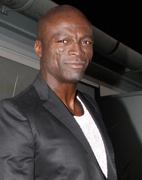 Photo of Seal (musician): British singer-songwriter