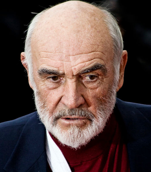 Photo of Sean Connery: Scottish actor and producer