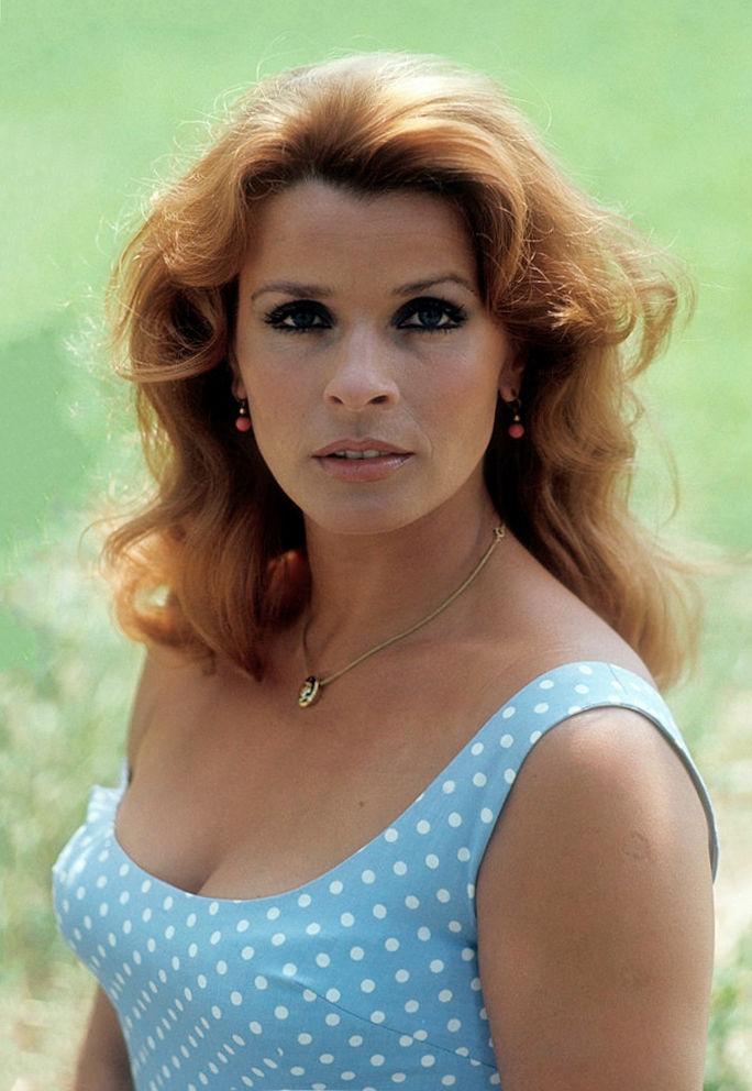 Photo of Senta Berger: Austrian German actress