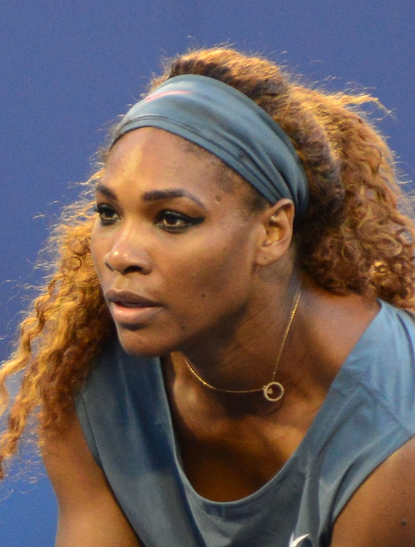 Photo of Serena Williams: American tennis player