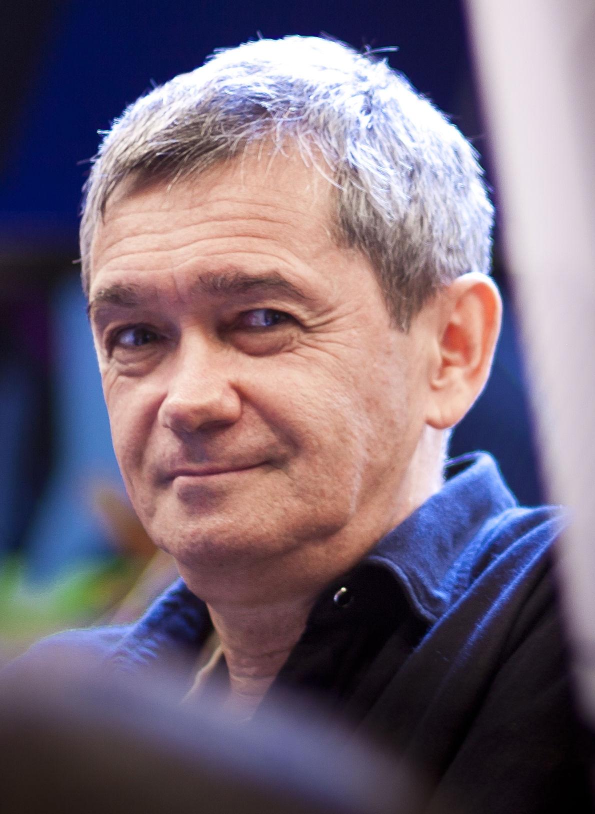 Photo of Serginho Groisman: Brazilian television presenter and journalist