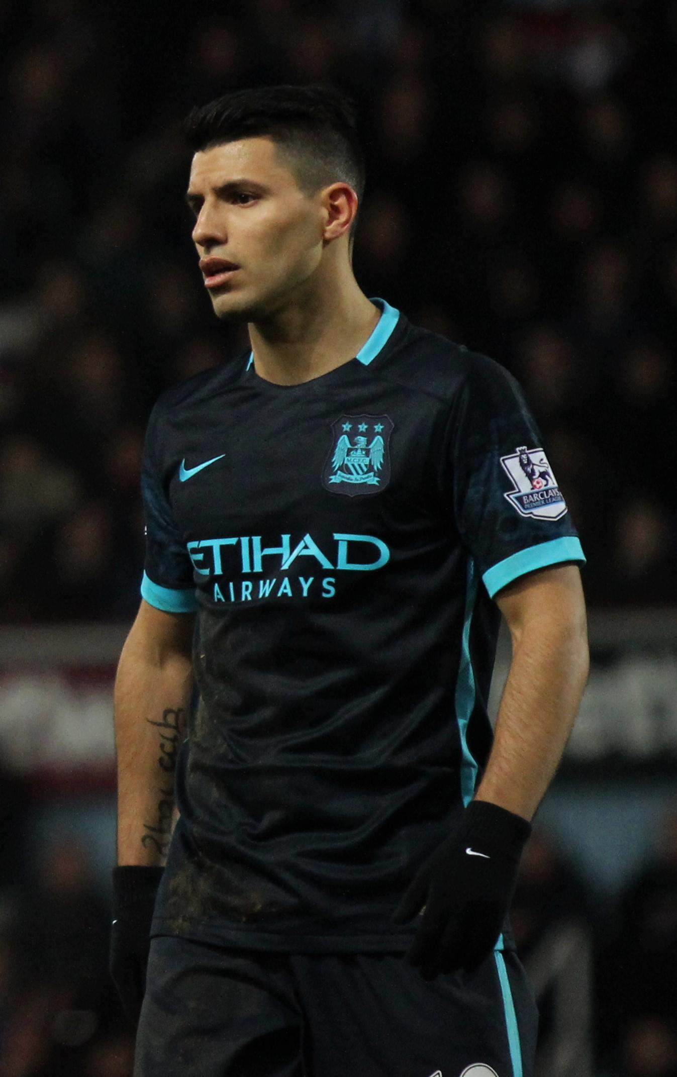Photo of Sergio Agüero: Argentine footballer