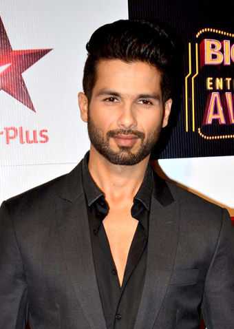 Photo of Shahid Kapoor: Indian actor