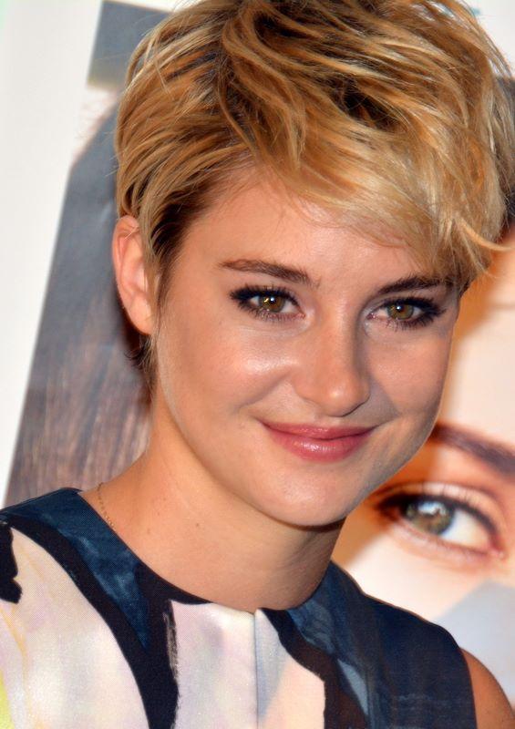 Photo of Shailene Woodley: American actress