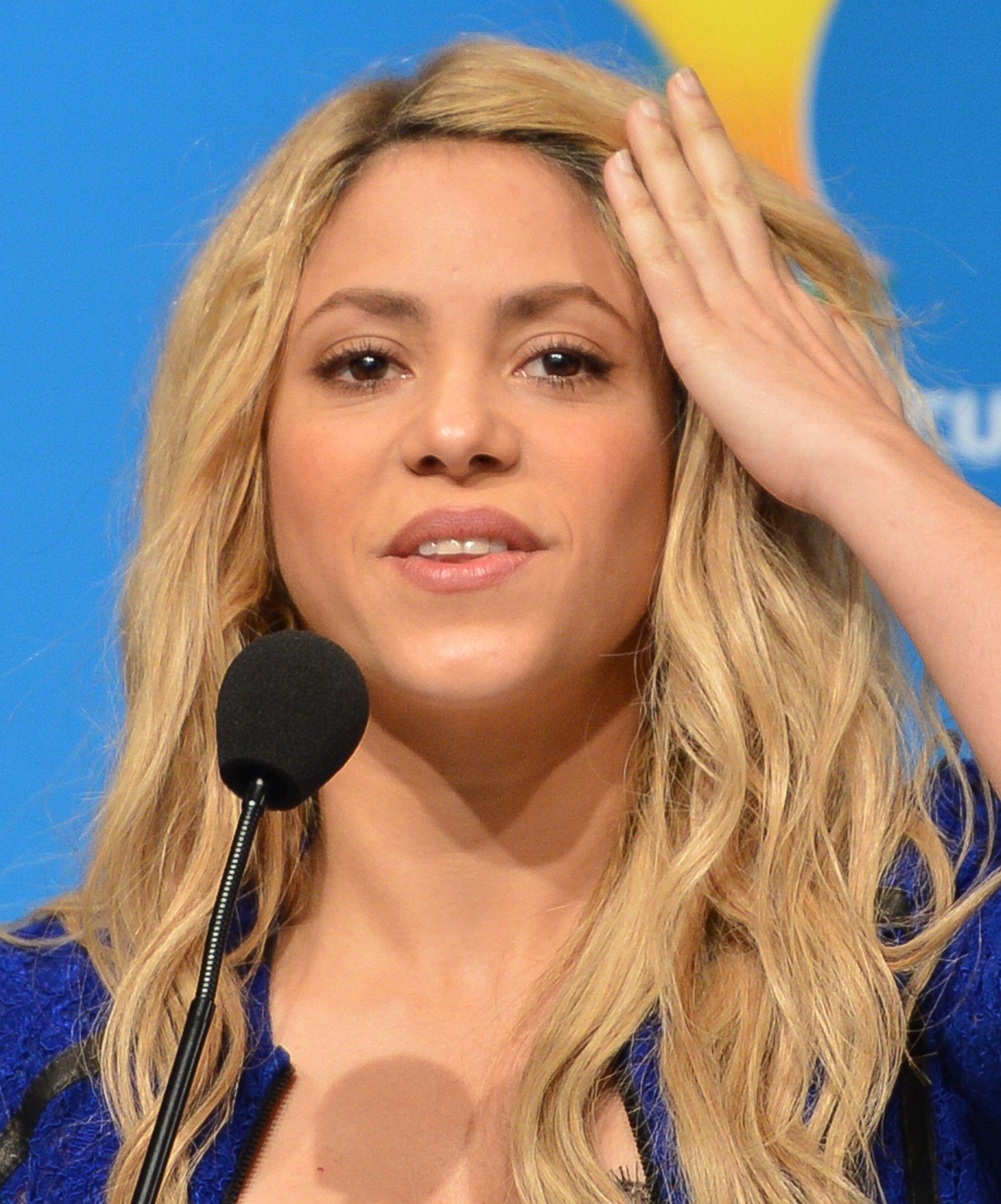 Photo of Shakira: Colombian singer