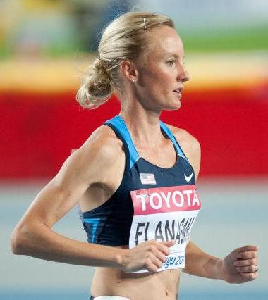 Photo of Shalane Flanagan: American distance runner