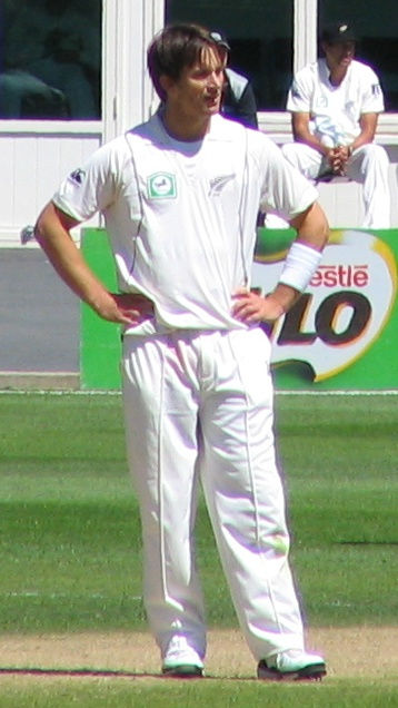 Photo of Shane Bond: New Zealand cricketer