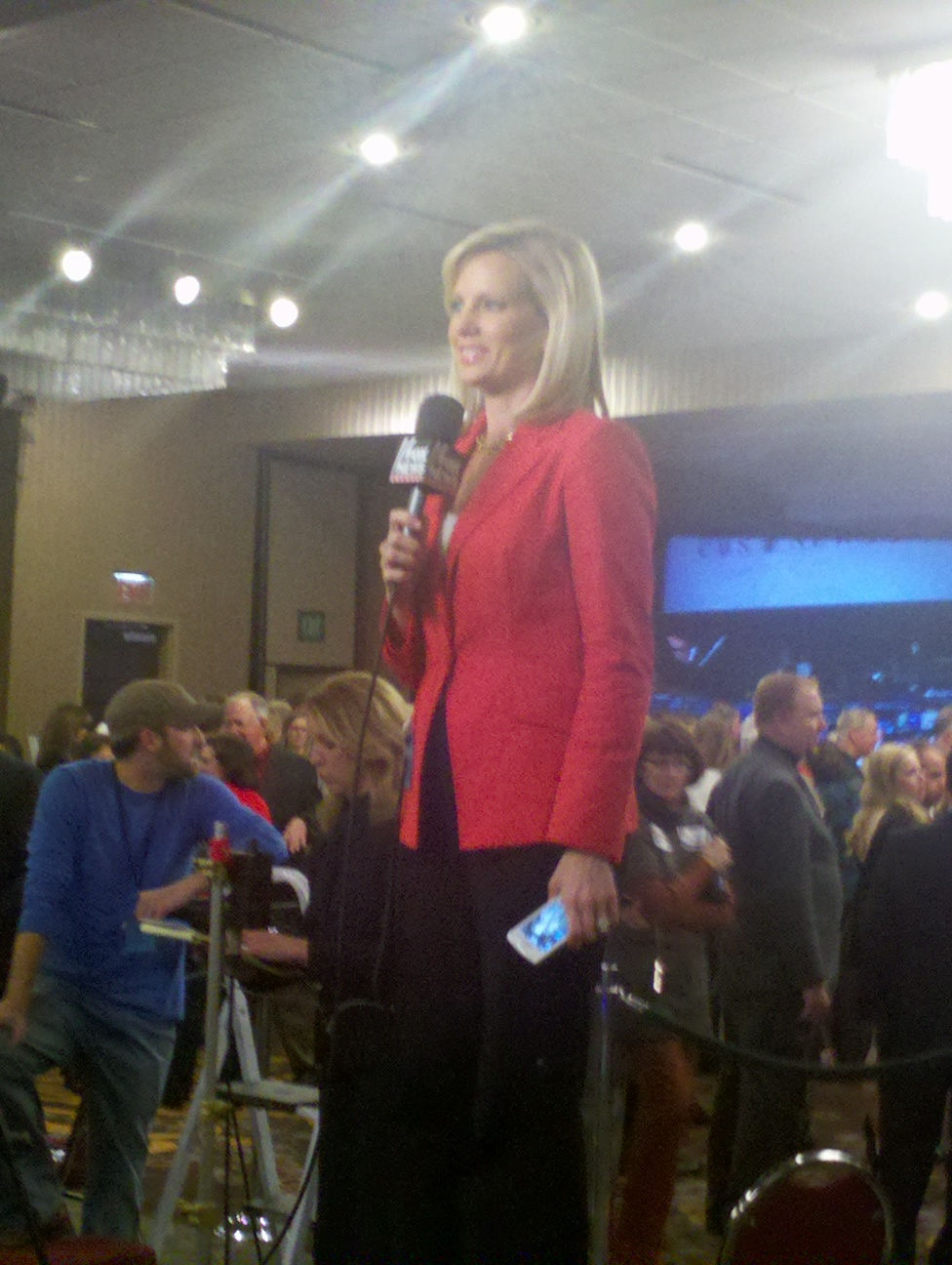 Photo of Shannon Bream: American beauty pageant contestant