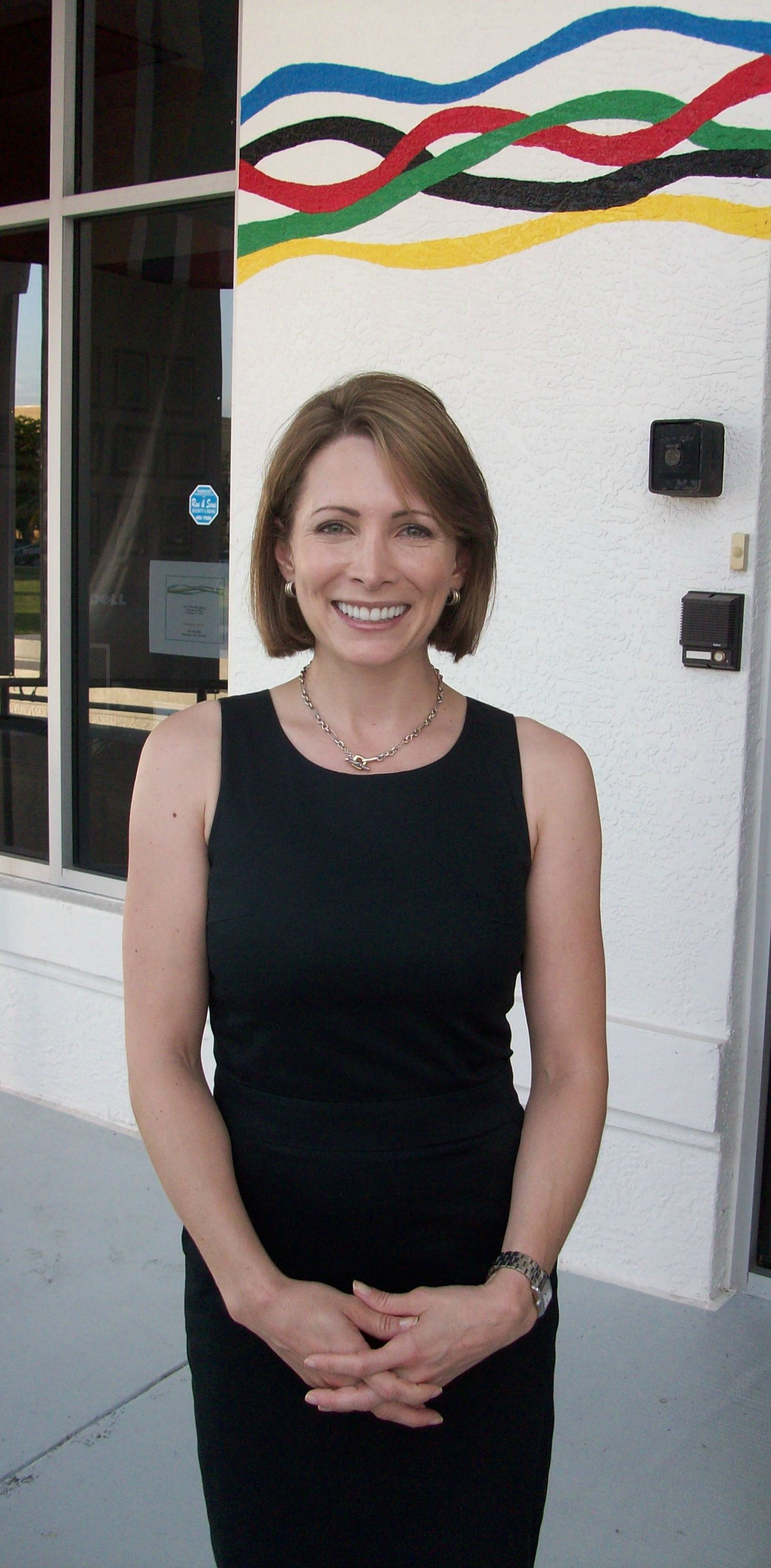 Photo of Shannon Miller: American gymnast