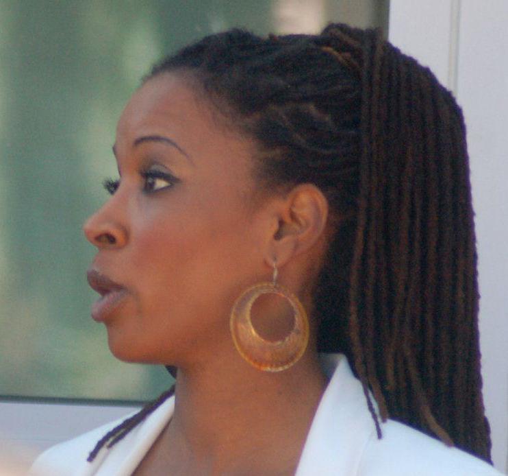 Photo of Shanola Hampton: American actress