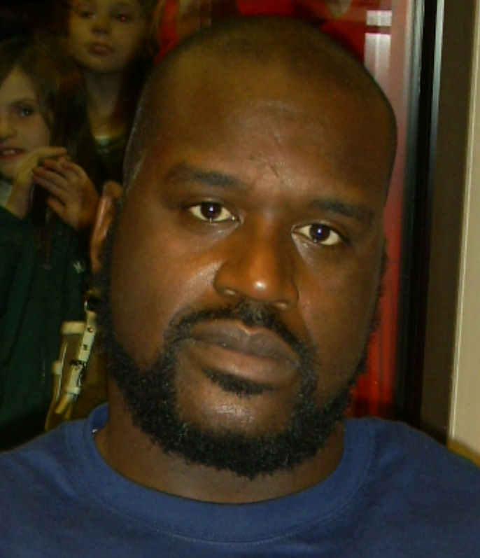 Photo of Shaquille O'Neal: Basketball player